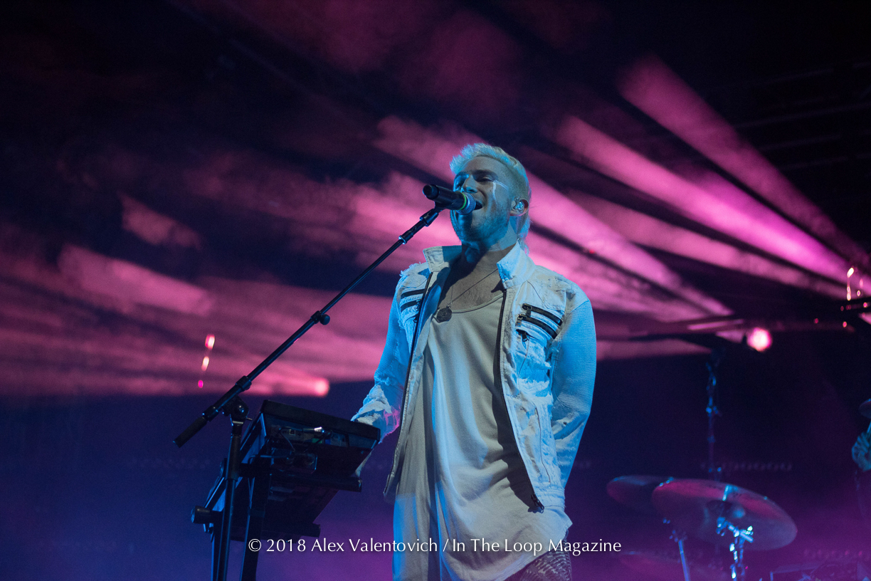WALK THE MOON: Press Restart Tour @ Aragon Ballroom