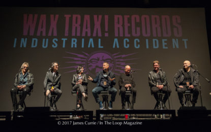 Wax Trax! Records Presents @ The Vic – Late Panel