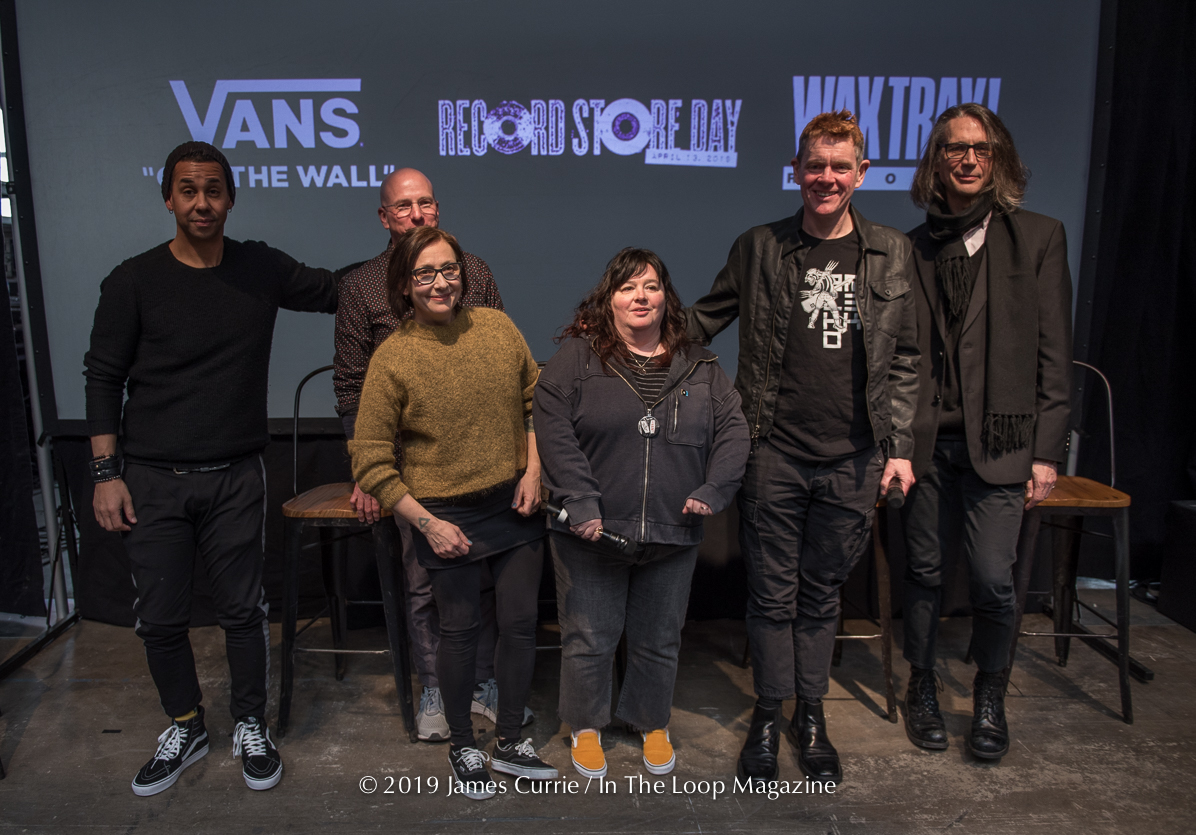 House of Van's Presents: Industrial Accident: The Story of Wax Trax! Records Media Day RSD 2019