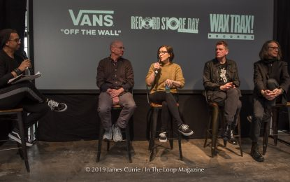 House of Wax, Trax That Is, As House of Vans Partners With Wax Trax! Records For Special Event Ahead Of RSD 2019 Release