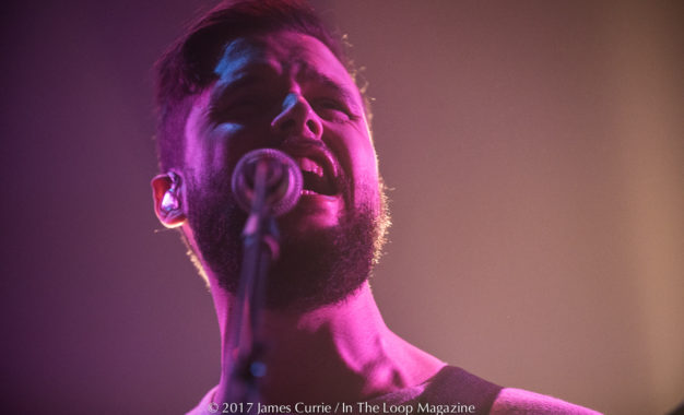 """White Lies: Live in Chicago at Lincoln Hall on """"Friends Tour"""""""