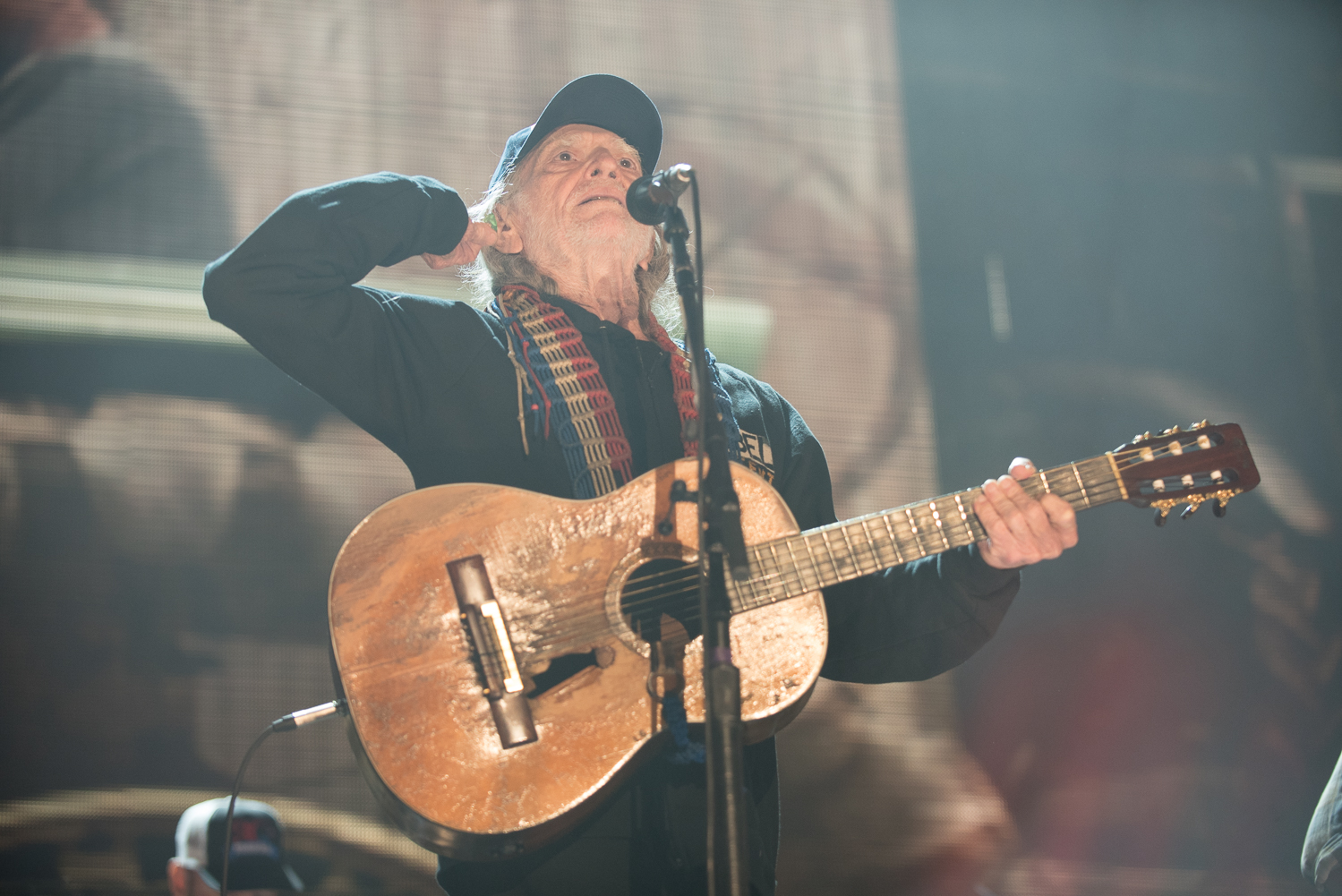 Photo Gallery : Willie Nelson @ Farm Aid 2015