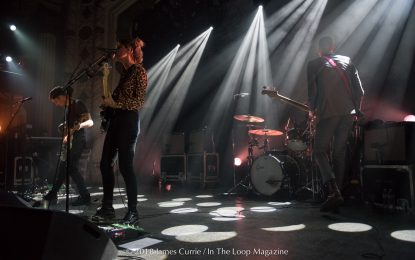 Indie Brit-Pop Band, Wolf Alice, Returns To Chicago With An Increasingly Building Fan Base That Sells Out The Metro