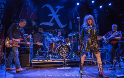 X @ House of Blues Chicago