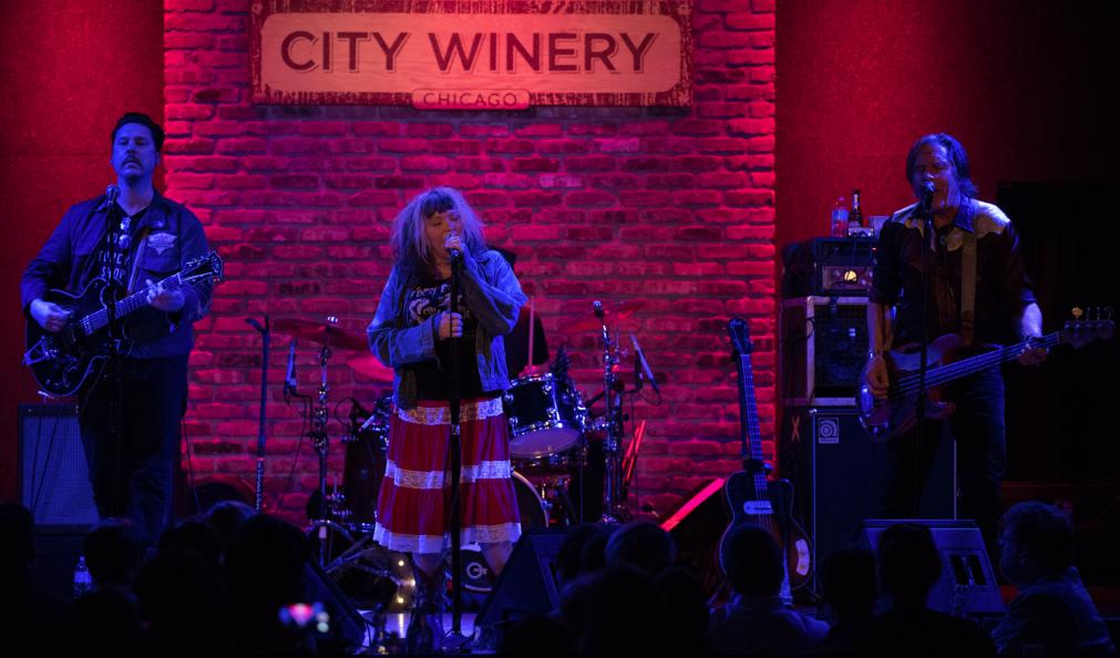 Los Angeles Punkabilly Icons, X, Play Three Nights at City Winery