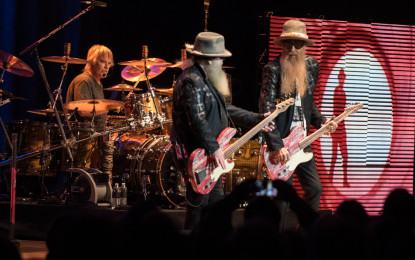 Photo Gallery : ZZ Top @ Ravinia 2015