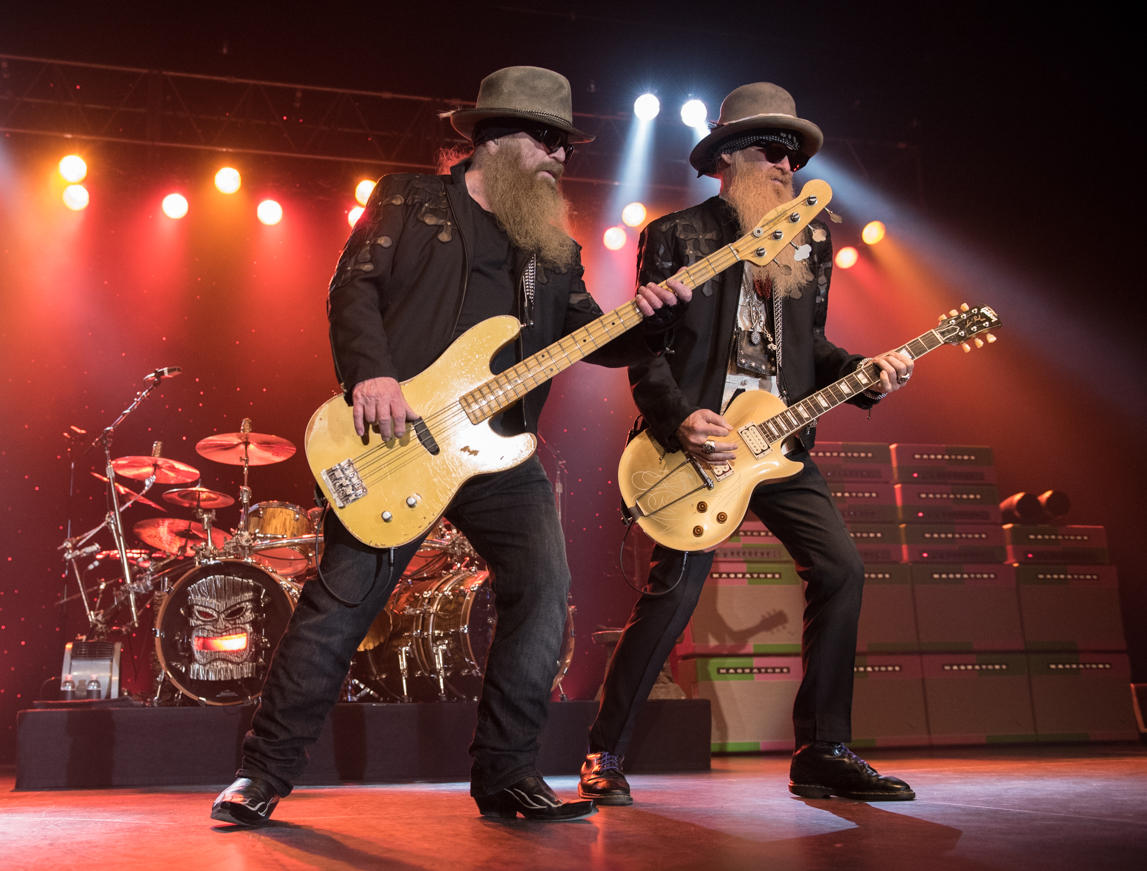 Photo Gallery : ZZ Top @ Four Winds
