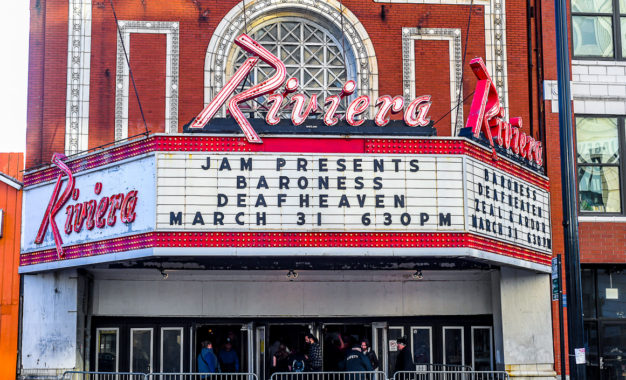 Live Review: Baroness, Deafheaven and Zeal & Ardor – The Riviera Theatre – Chicago