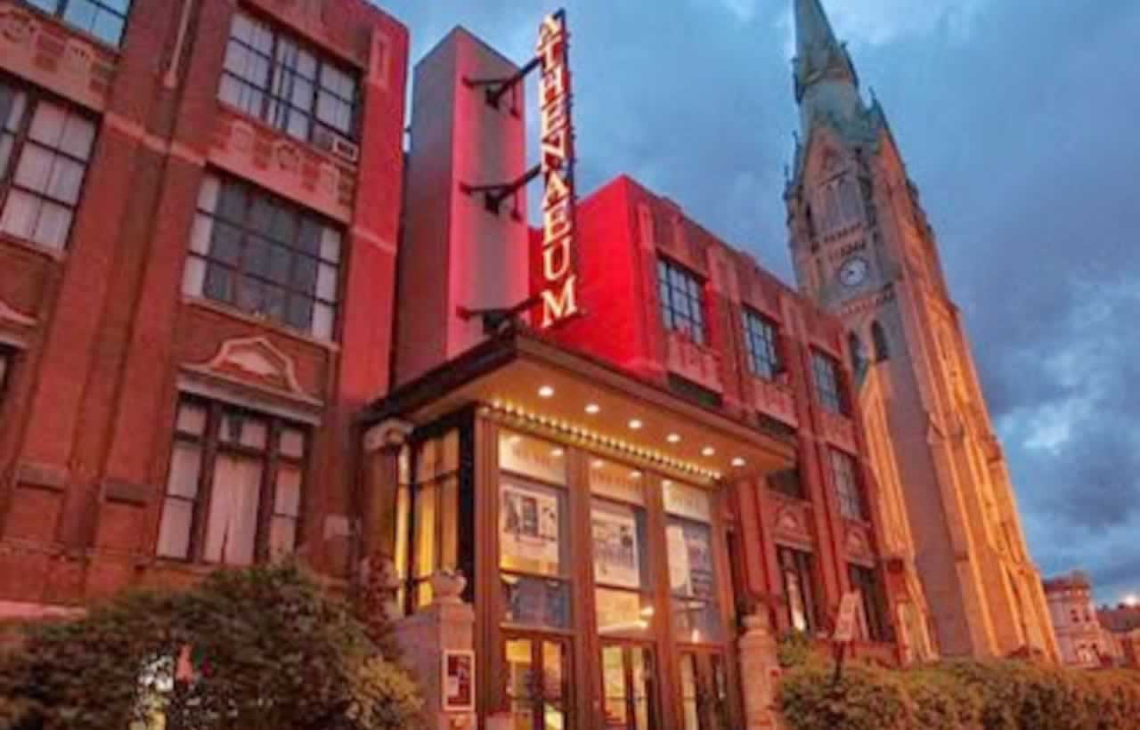 Chicago, The Athenaeum Theatre Is Back This Summer With A Wide Variety Of Entertainment On Its Historic Stages