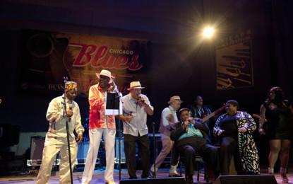 32nd Annual Chicago Blues Festival – Fri, Sat & Sun