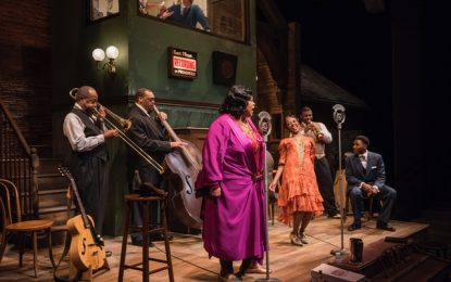 "Writers' ""Ma Rainey"" A Sharp Display Of Wilson's Weaknesses"