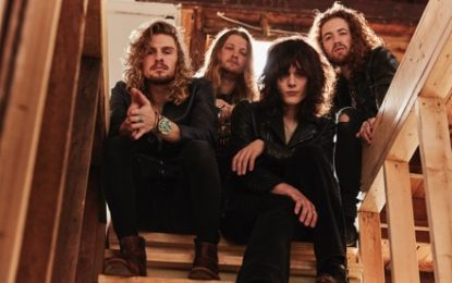 Nashville Rockers Tyler Bryant & The Shakedown Release New Album, Video and Tour With Chicago Date
