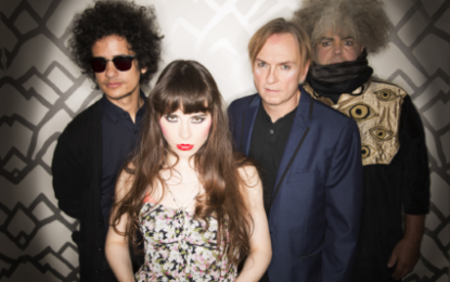 At The Drive In Le Butcherettes Melvins Mash Up To Form New Hard Rock Supergroup, Crystal Fairy