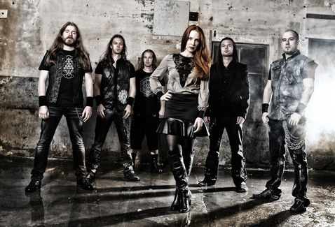 Epica Cancel Chicago Date And Drop Off Their Second North American Tour
