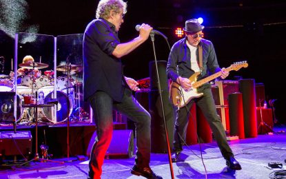 The Who Announce New Record and Tour For 2019 Highlighting Chicago As A Major Stop