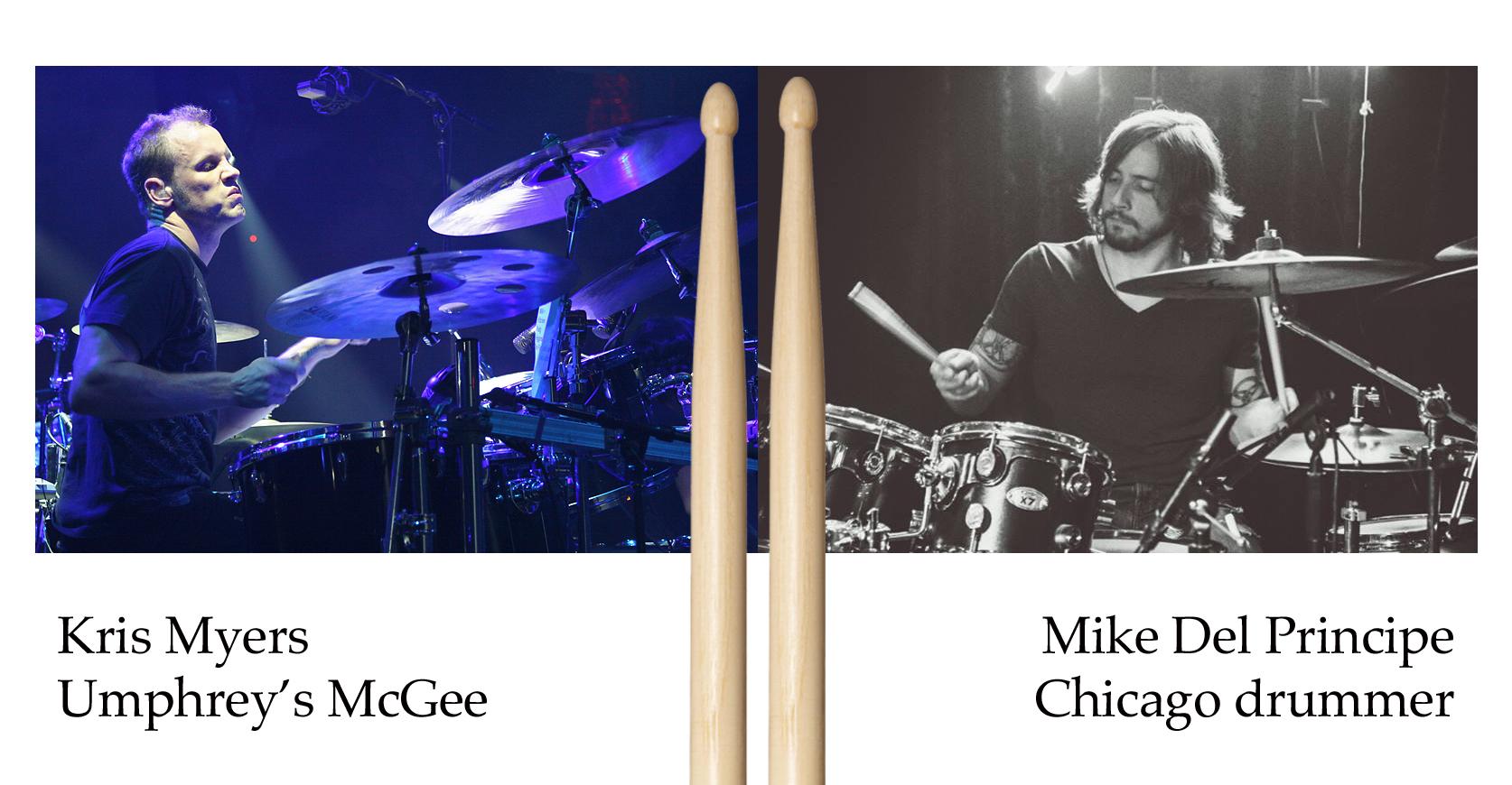 The Double Kick: Chicago – Vol 1 – Kris Myers & Mike Del Principe