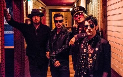 "Chicago's Own, Enuff Z'nuff's ""Clowns Lounge"" Album Available Today"