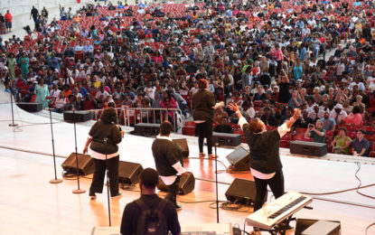 Chicago Gospel Music Festival 2019 Lineup, Schedule and Updates