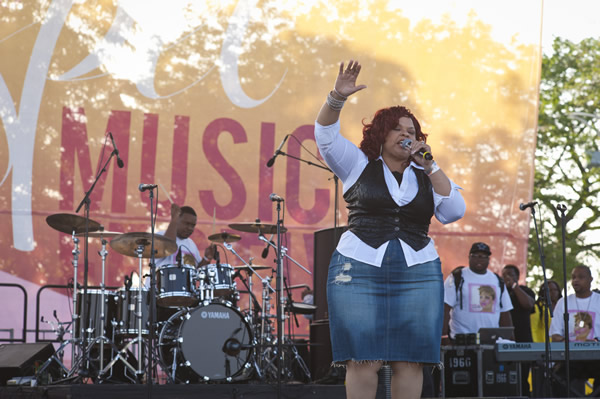 Chicago Gospel Music Festival Preview Events Offer Opportunities For Artists