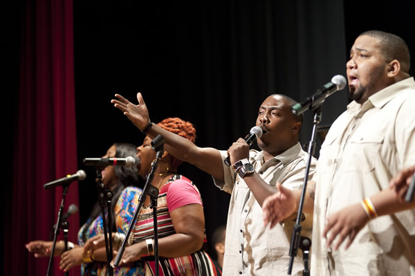 CHICAGO GOSPEL MUSIC FESTIVAL PREVIEW EVENT OFFERS OPPORTUNITIES FOR ARTISTS