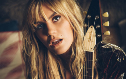 Grace Potter Shows Off Her Versatility At The Chicago Theatre