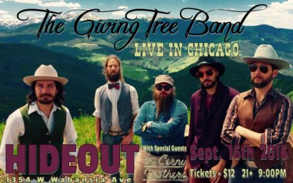 Giving Tree Band Giving Free Tickets