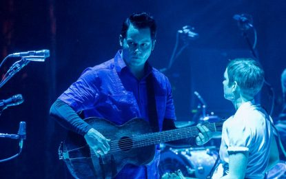 Could Jack White Be On The Lollapalooza 2018 Line Up?