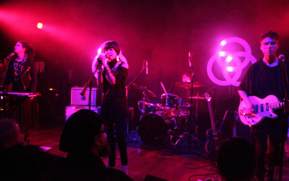 School of Seven Bells : Final Performance in Chicago