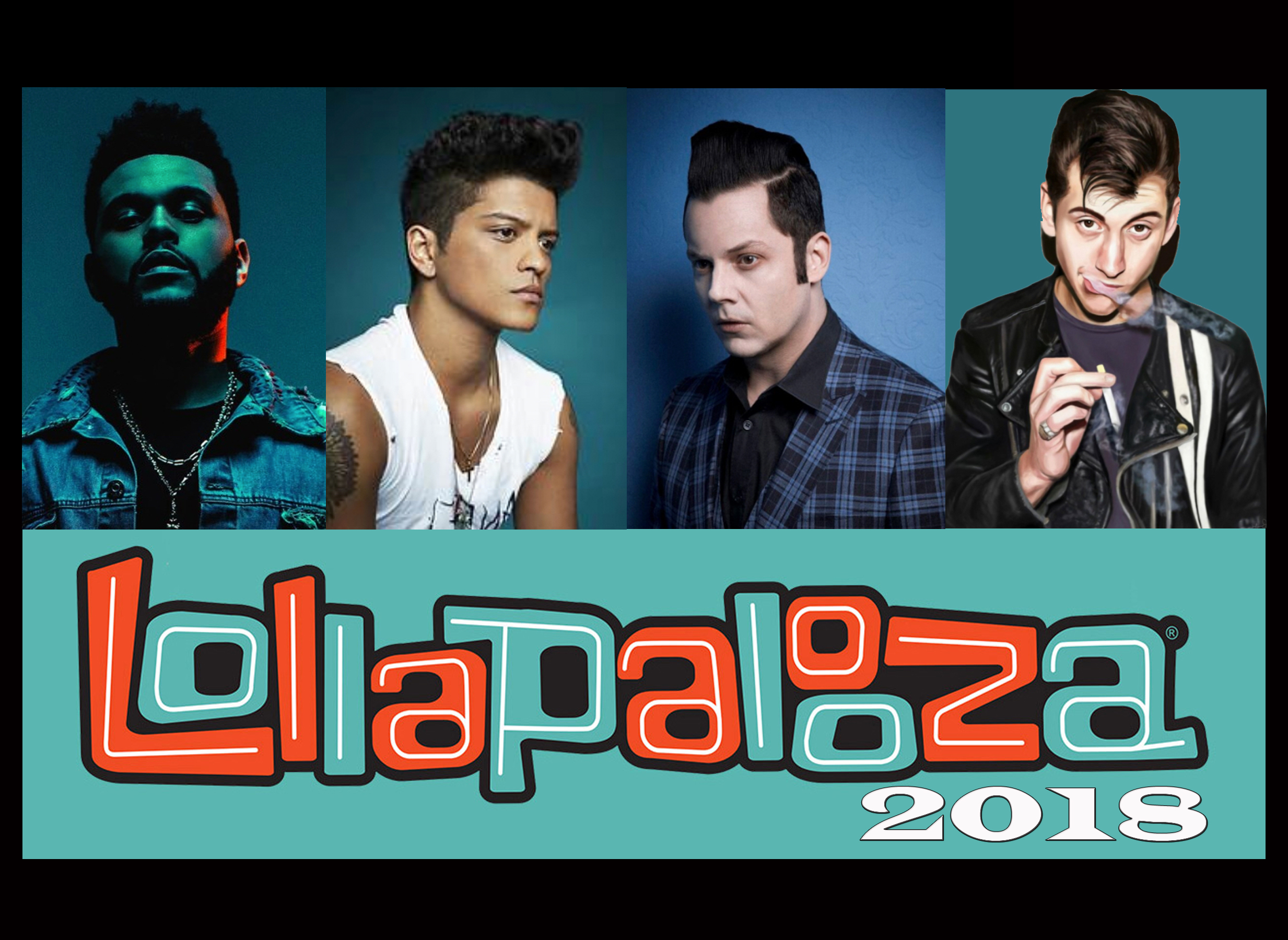 Lollapallooza Announce The 2018 Line Up For Grant Park's Largest Outdoor Music Festival