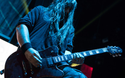 Interview : Mark Morton of Lamb of God