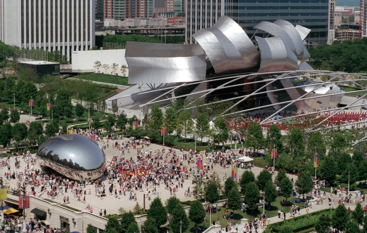 Chicago Blues Festival Moves to Millennium Park – Chicago's Premier Outdoor Music Venue