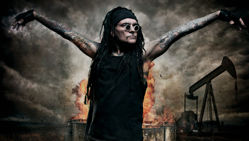 Ministry's Al Jourgensen Announces Speed Metal Project & B-Day Bash DJ Set