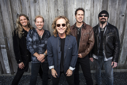 Night Ranger Celebrate 35 Years and A Night in Chicago With New Release