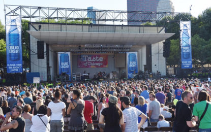 37th Annual Taste of Chicago 2017 Lineup Announced, Headliners Include; Alessia Cara, Café Tacvba, Ben Harper & The Innocent Criminals, Passion Pit and The O'Jays