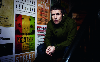 Liam Gallagher New Album, Video and Tour Set For Late Summer & Fall 2017
