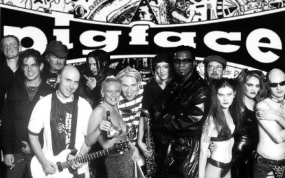 Art Exhibit Celebrating the 25th Anniversary of Pigface Coming Soon
