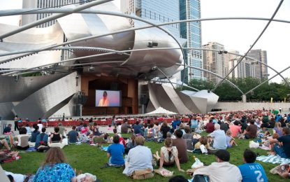 City Of Chicago Announces The 2018 Millennium Park Summer Season