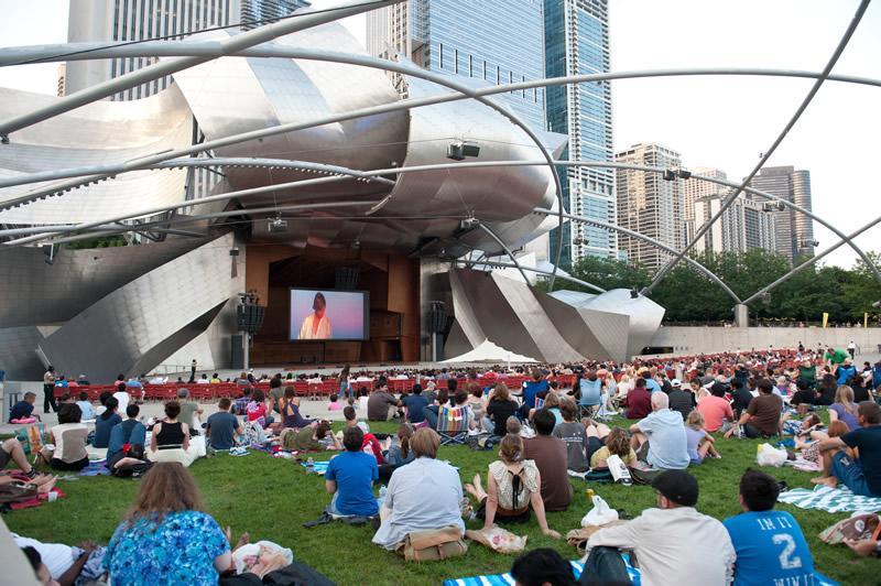 City Of Chicago Announces The 2018 Millennium Park Summer Season
