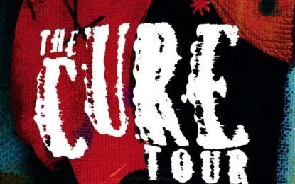 The Cure's First US Tour In 8 Years, Comes to UIC Pavilion