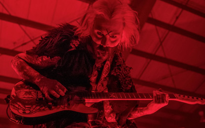 Rob Zombie Plays Chicagoland and Brings Haunt Back For Second Year