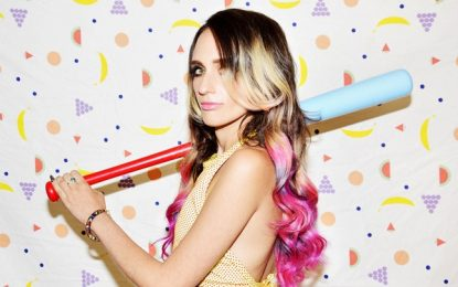 ITLM Interview: Sadie Dupuis From Speedy Ortiz On New Record, Touring And The Writing Process