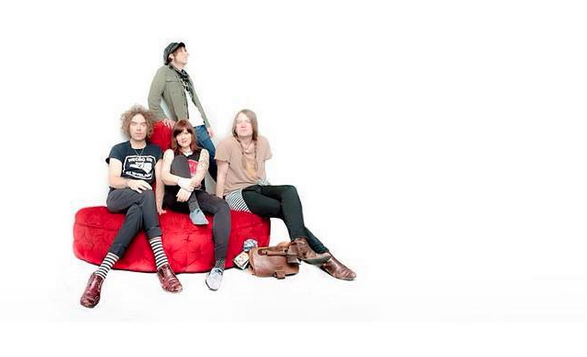 Dandy Warhols only Chicago Appearance – TODAY!!!