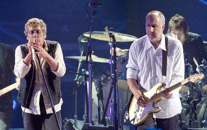 The Who Postpones Remaining US Tour Dates