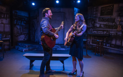 Two of Chicago's Finest Light Up Stage in 'Midsummer'