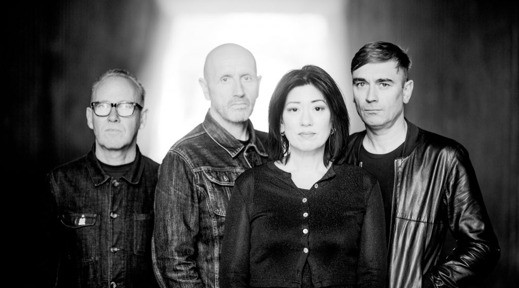 "Piroshka (Members of Lush, Modern English, Moose & Elastica) Share Video For ""What's Next?"" 