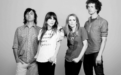 Veruca Salt's Triumphant Home Town Return, Plays Sold Out Show at Beat Kitchen
